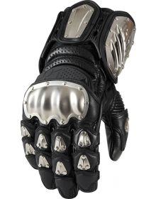 Icon Timax Long Gloves Black
