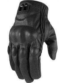 Icon Pursuit Touchscreen Gloves Black