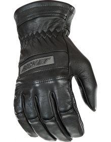 Joe Rocket Classic Leather Gloves Black - Regular Fit