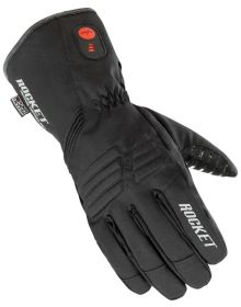Joe Rocket Burner Battery Heated Gloves Black