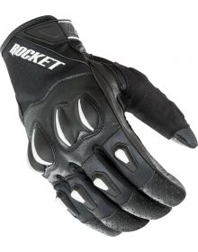 Joe Rocket Cyntek Gloves Matte Black