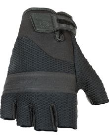 Joe Rocket Vento Fingerless Gloves Black