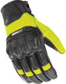 Joe Rocket Phoenix 5.1 Gloves Hiviz/Black