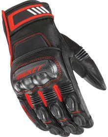 Joe Rocket Highside Gloves Black/Red