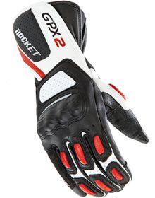 Joe Rocket GPX 2.0 Glove Black/Red/White