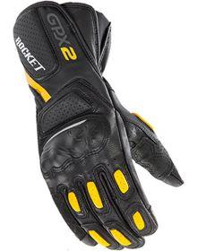 Joe Rocket GPX 2.0 Glove Black/Yellow/White