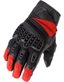 Joe Rocket Tacticle Gloves Black/Red