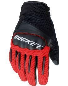 Joe Rocket Optic Gloves Red/Black