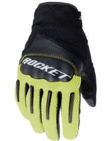 Joe Rocket Optic Gloves Hivz/Black