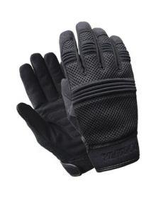 Olympia Ladies Air Force Gel Womens Gloves Black
