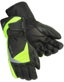 Tourmaster Cold Tex 2.0 Gloves Black/Hi-Viz Yellow