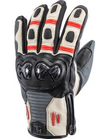 Tourmaster Horizon Trailbreak Gloves Sand/Gray