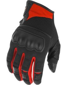 Fly Racing Coolpro Force Gloves Black/Red