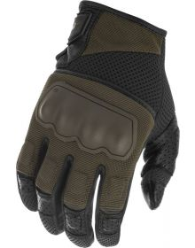 Fly Racing Coolpro Force Gloves Black/Green