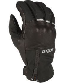 Klim Vanguard GTX Short Glove Black