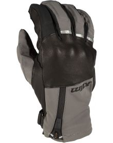 Klim Vanguard GTX Short Glove Gray