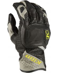 Klim Badlands Aero Pro Short Glove Gray