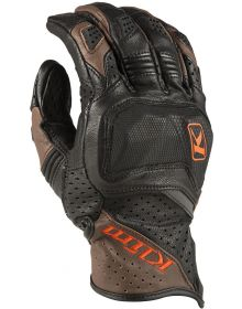 Klim Badlands Aero Pro Short Glove Brown