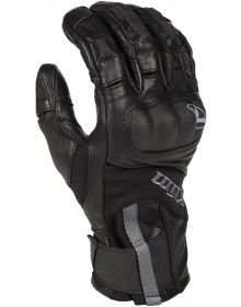 Klim Adventure GTX Short Glove Black