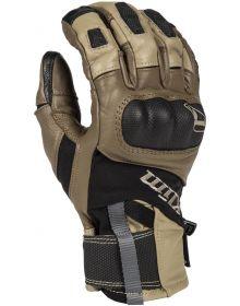 Klim Adventure GTX Short Glove Tan