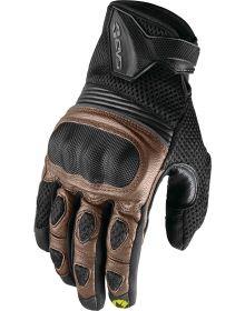 EVS Assen Street Gloves Brown/Black
