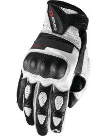 EVS NYC Street Gloves White