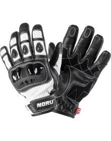 Noru Furo Gloves White/Black