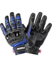 Noru Furo Gloves Blue/Black
