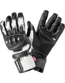 Noru Sokudo Gloves White/Black/Gunmetal