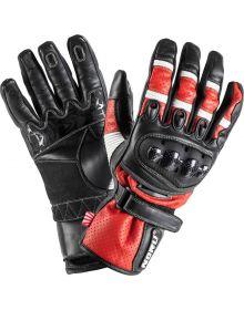 Noru Sokudo Gloves Red/Black/White