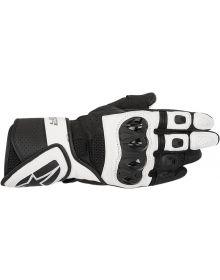 Alpinestars SP Air Womens Gloves Black/White