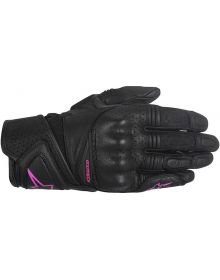 Alpinestars Baika Womens Gloves Black/Purple