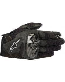 Alpinestars SMX-1 Air V2 Womens Gloves Black
