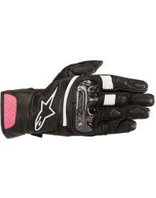 Alpinestars Stella SP-2 v2 Womens Gloves Black/Fuchsia