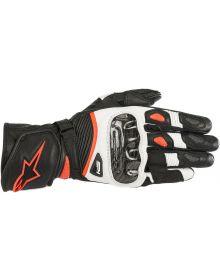 Alpinestars Stella SP-1 V2 Womens Gloves Black/White/Red