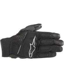 Alpinestars Stella Faster Womens Gloves Black/Black