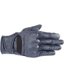 Alpinestars Stella Vika V2 Womens Gloves Metallic Blue