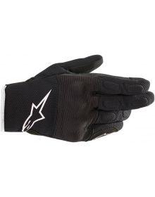 Alpinestars Stella S-Max Womens Gloves Black/White