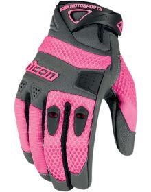Icon Anthem Womens Gloves Pink