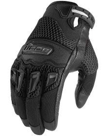 Icon Twenty-Niner Black Womens Glove