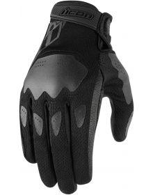 Icon Hooligan Womens Gloves Black