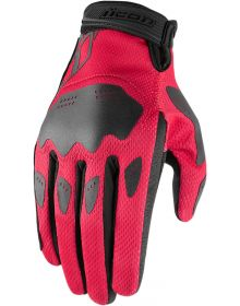 Icon Hooligan Womens Gloves Pink