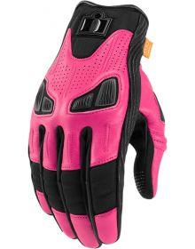 Icon Automag Womens Gloves Pink