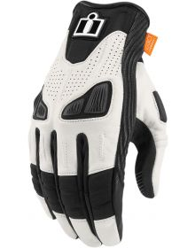 Icon Automag Womens Gloves White