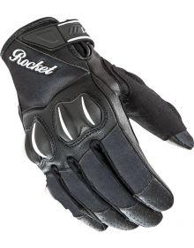 Joe Rocket Cyntek Womens Gloves Matte Black