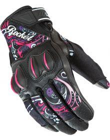 Joe Rocket Cyntek Womens Gloves Eye Candy