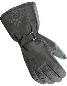 Joe Rocket Sub Zero Womens Gloves Black