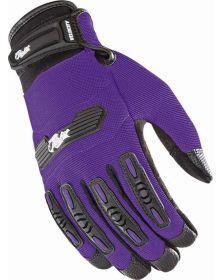 Joe Rocket Velocity 2.0 Womens Gloves Purple