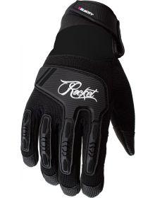 Joe Rocket Velocity 3.0 Womens Gloves Black/Black