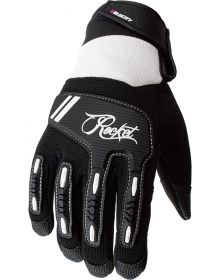 Joe Rocket Velocity 3.0 Womens Gloves Black/White
